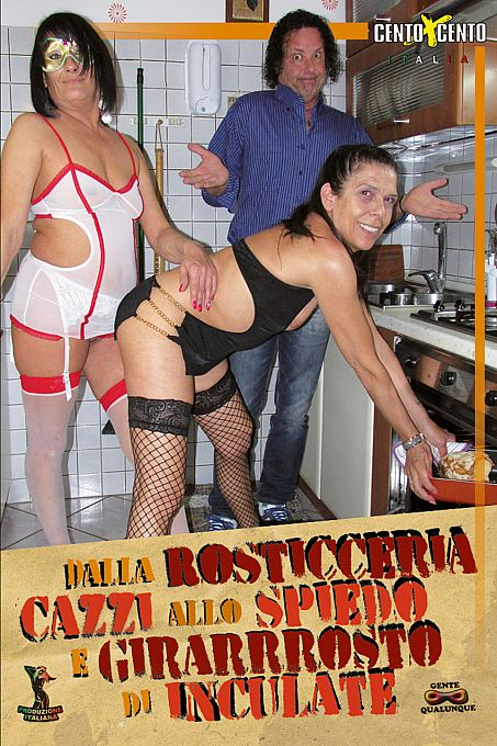 Italian Homade Fucking And Cooking
