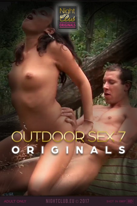 Outdoor Sex 7 - Nightclub Original Series