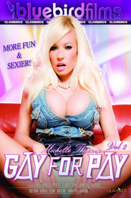 MICHELLE THORNES GAY FOR PAY VOL 2