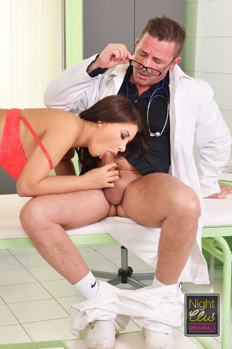 Hospital perversion 2