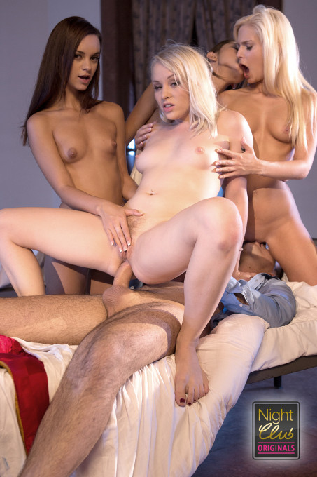 Group Sex Experience 6