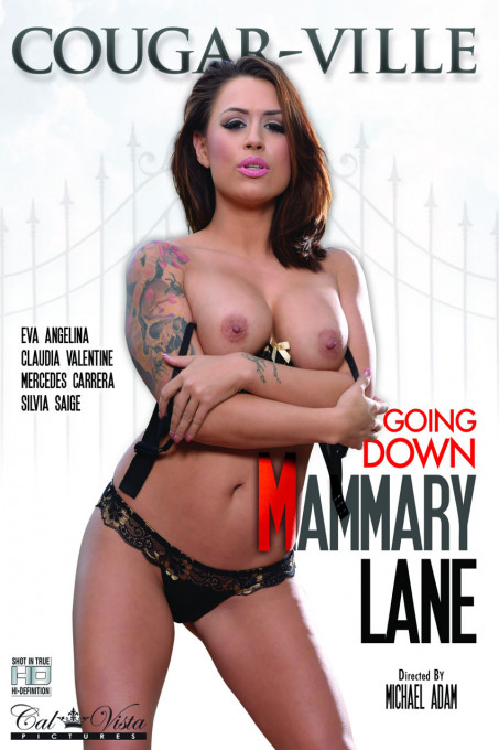 Cougar-Ville Going Down Mammary Lane