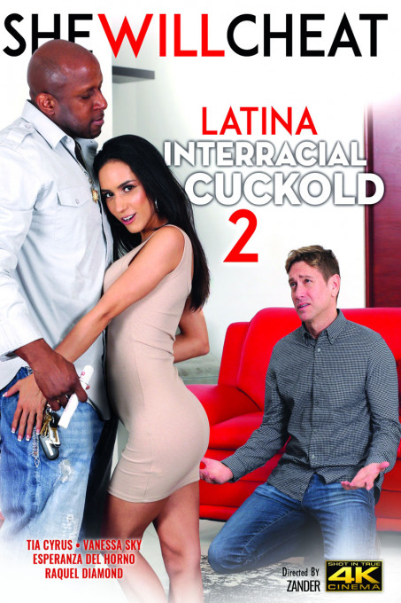 Latina Interracial Cuckold 2