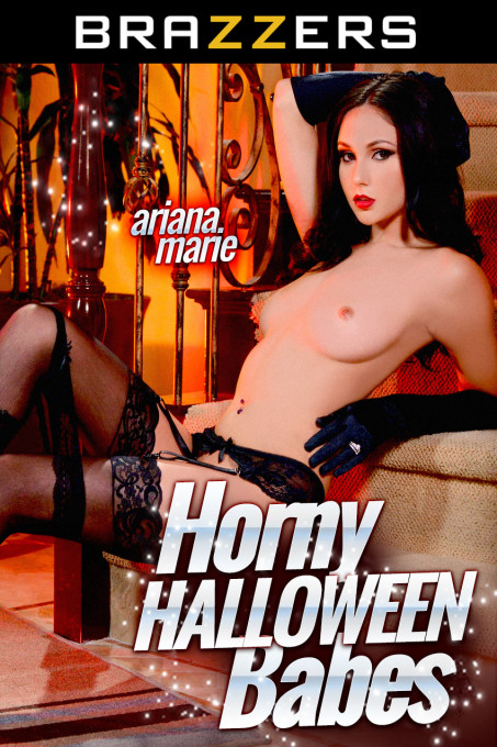 Horny Halloween Babes