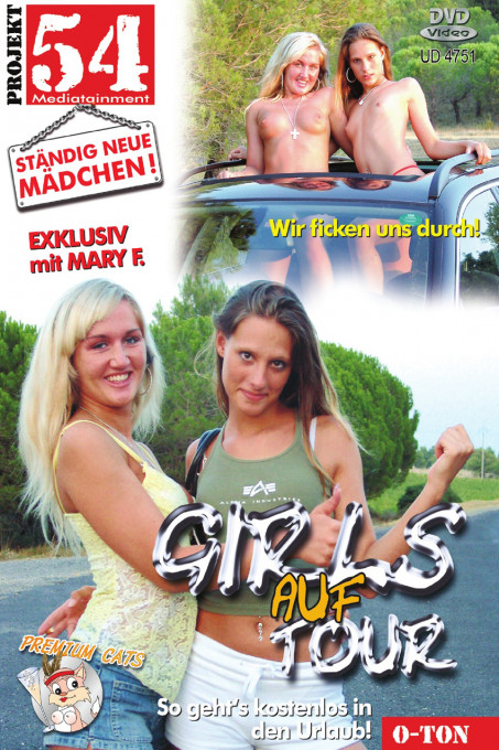 Girls auf Tour