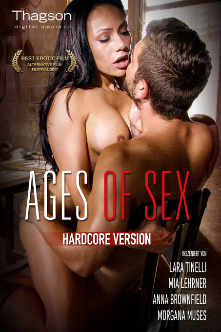 Age of sex