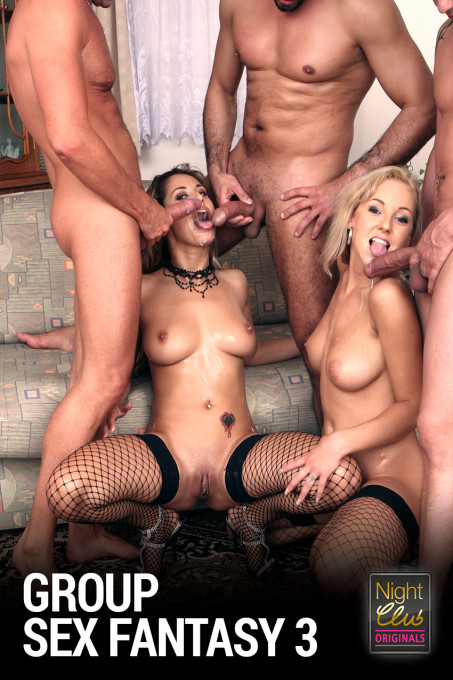 Group Sex Fantasy 3