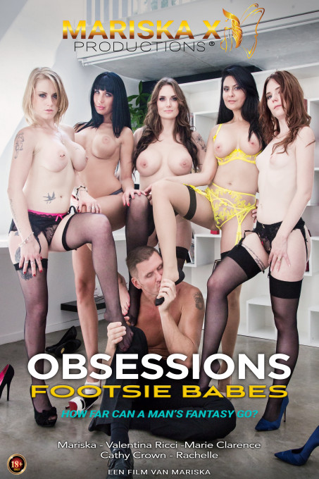 Obsessions Footsie Babes