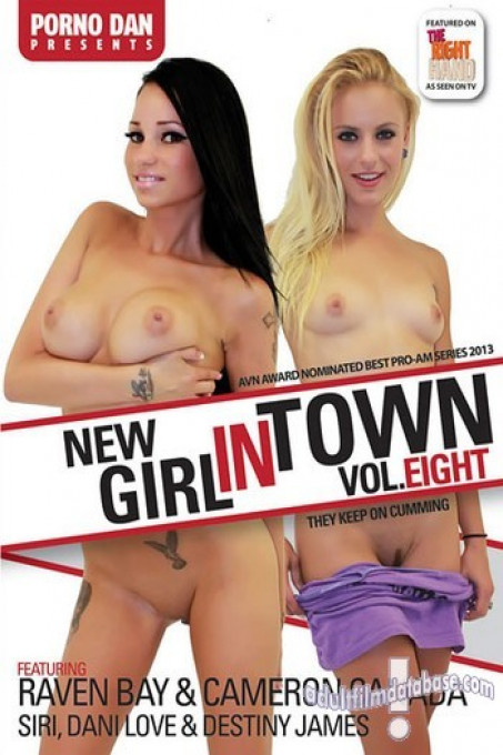 New Girl in Town 8