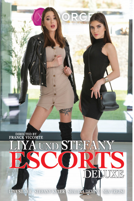 Liya and Stefany escorts deluxe