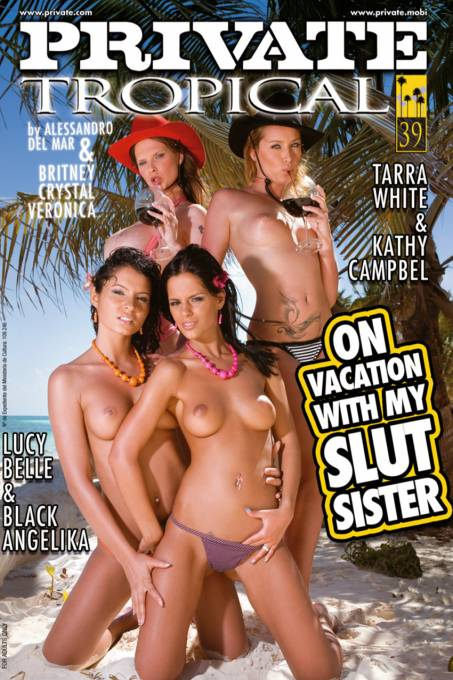 On Vacation With My Slut Sister