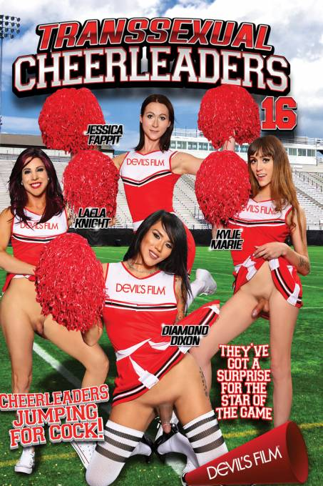 Transexual Cheerleaders 16