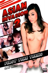 Asian invasion 2: First time teens